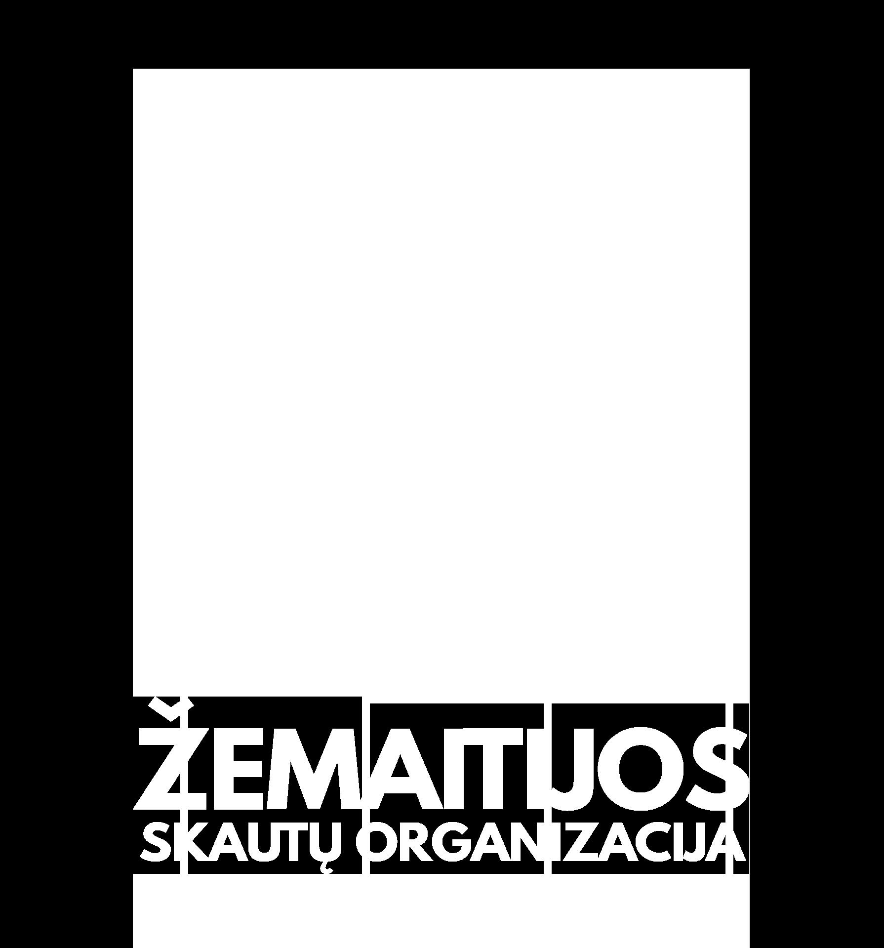 logotipas_skautai_skautybe_skautas_zemaitijos skautai